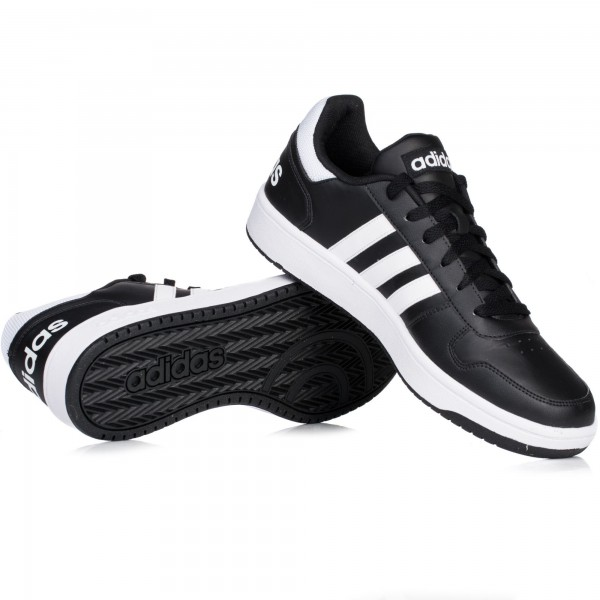 DB0117 ADIDAS HOOPS 2.0 BLACK